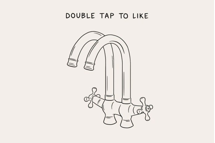 Matt Blease Creates Illustrations That Poke Fun at Social Media