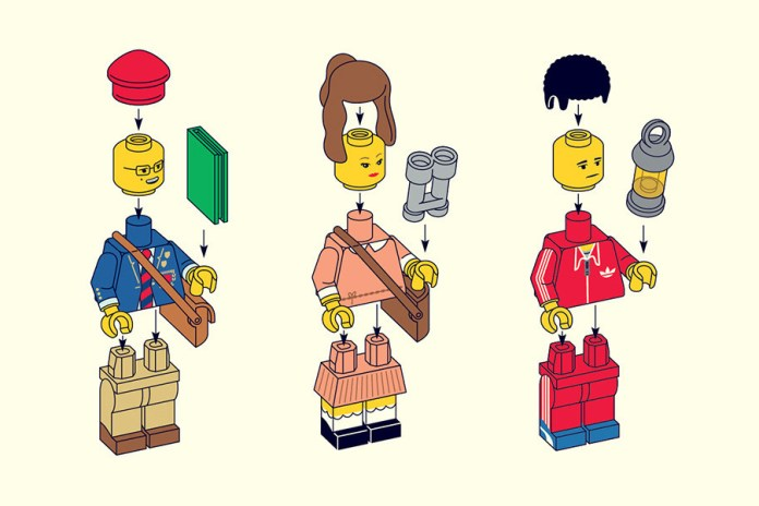 Matt Chase Imagines Wes Anderson Characters as LEGO Minifigures