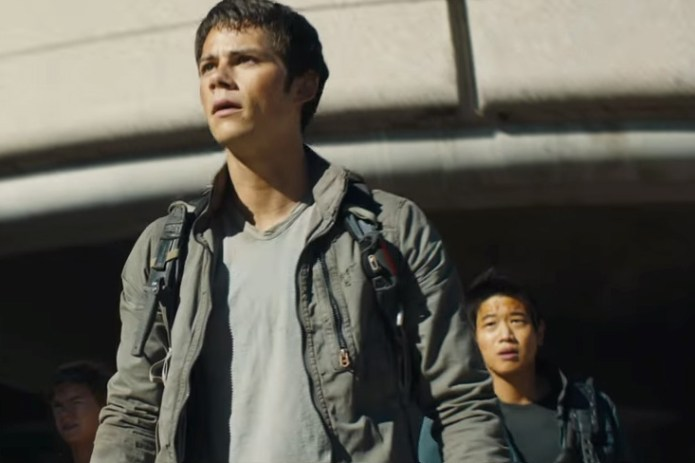 'Maze Runner: The Scorch Trials' Official Trailer