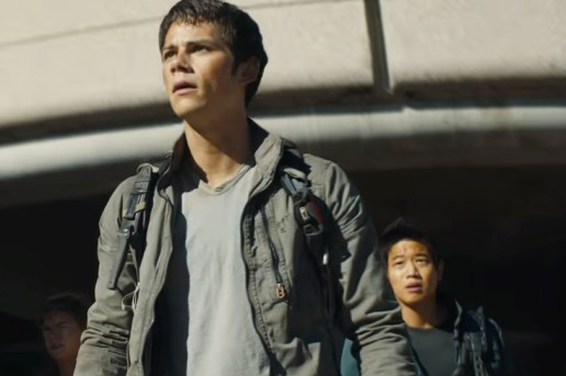 'Maze Runner: The Scorch Trials' Official Trailer