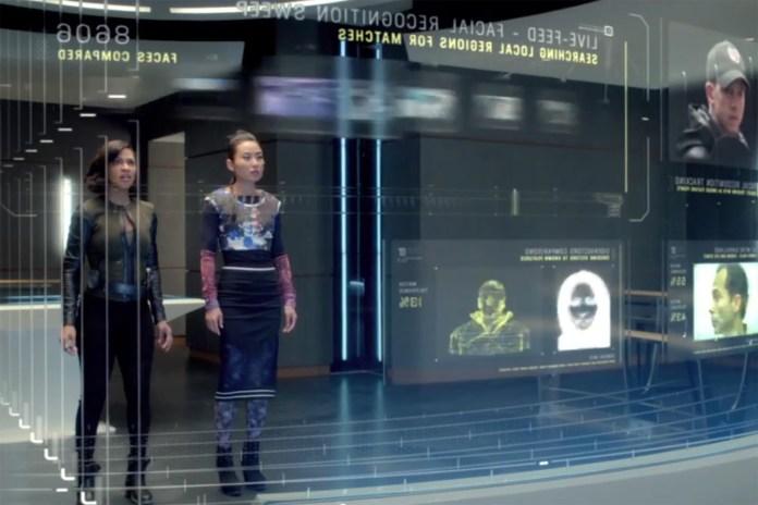 'Minority Report' Official Trailer