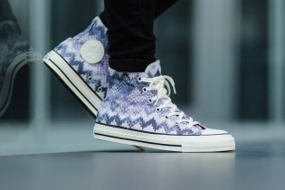 "Missoni x Converse All Star Hi & All Star Ox ""Egret/Multi"""