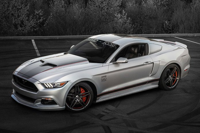 MMD by Foose Unveils the 810HP Ford Mustang GT