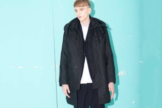 MOHSIN 2015 Fall/Winter Lookbook