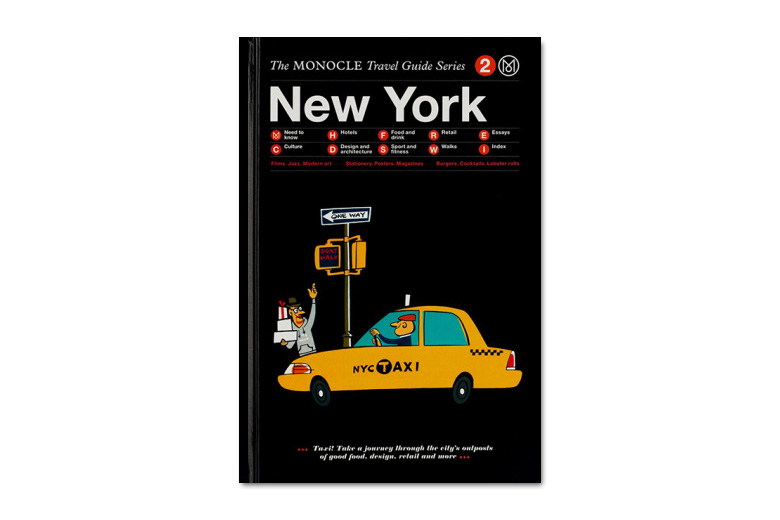 Monocle & Gestalten Present New Travel Guides for London and New York