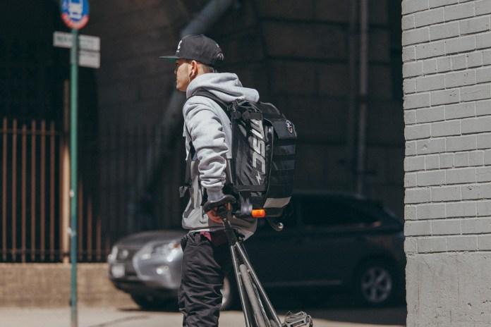 Mott Street Cycles MSC Daily Roll-Top Bag
