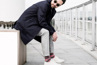 MR GRAY 2015 Spring/Summer Lookbook