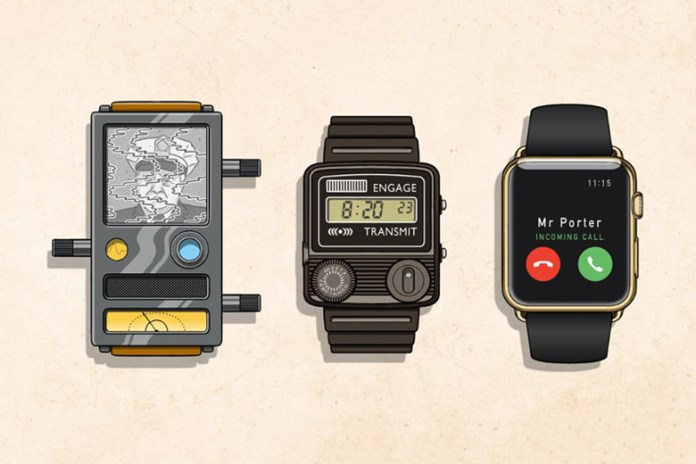 MR PORTER Takes a Retrospective Look at Wearable Technology