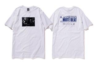 Mute Beat x Stussy 2015 Spring/Summer T-Shirts