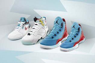 A First Look at the N7 x Jordan Brand x Nike 2015 Collection