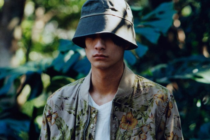 """NEPENTHES 2015 Spring/Summer """"My Grand Tour"""" Editorial"""
