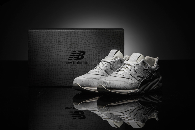"""New Balance MRT580XX """"All-White"""" Special Edition"""