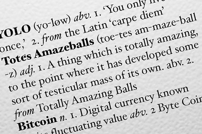 New Words Officially Added to the English Language