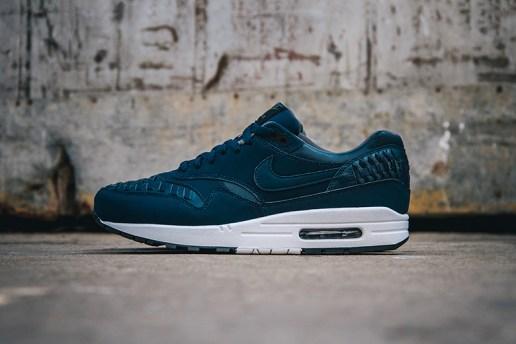 "Nike Air Max 1 Woven ""Navy"""