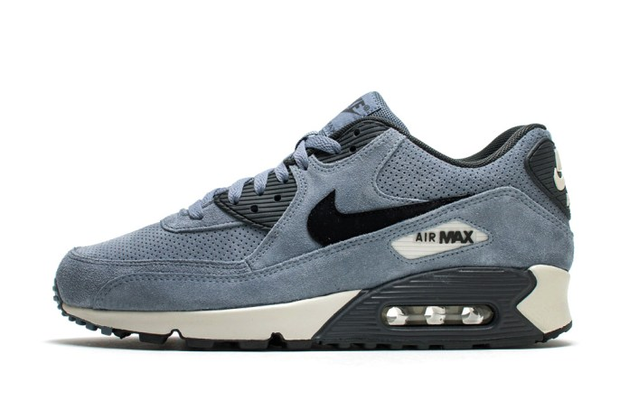 """Nike Air Max 90 LTR Premium """"Blue Graphite"""""""