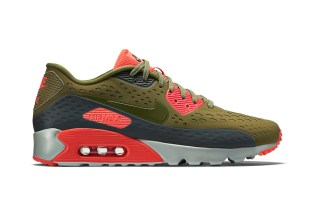 "Nike Air Max 90 Ultra Breeze ""Scenery Green"""