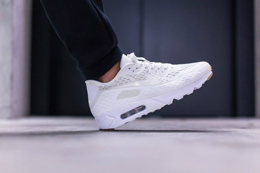 "Nike Air Max 90 Ultra Breeze ""Summit White/Gum"""