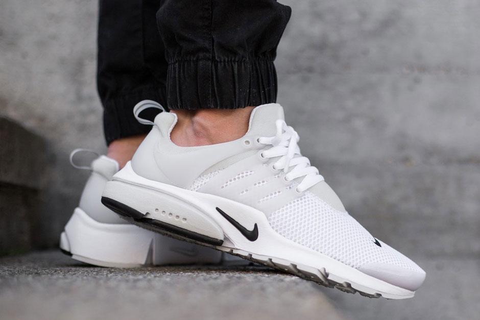 Nike Air Presto BR QS White/Black