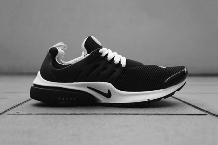Nike Air Presto BR Black/White