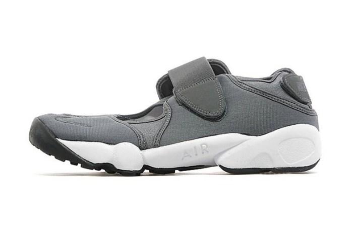"Nike Air Rift ""Grey"" JD Sports Exclusive"