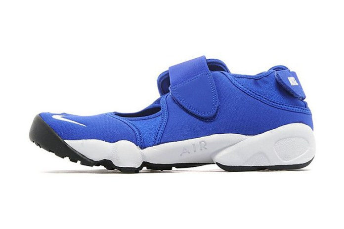 "Nike Air Rift ""Hyper Blue"" JD Sports Exclusive"