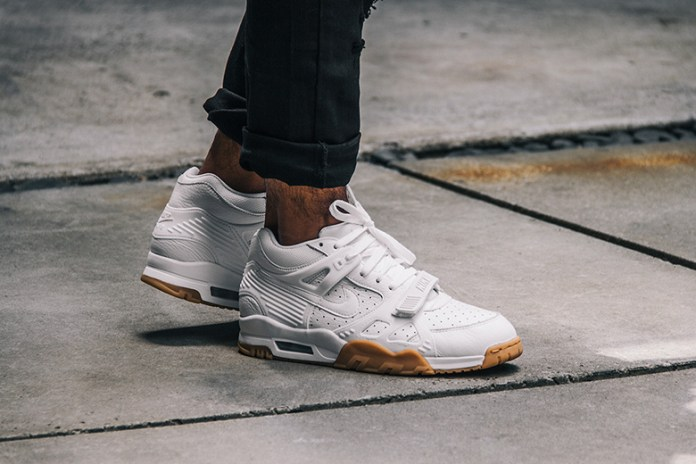 Nike Air Trainer 3 White/Gum