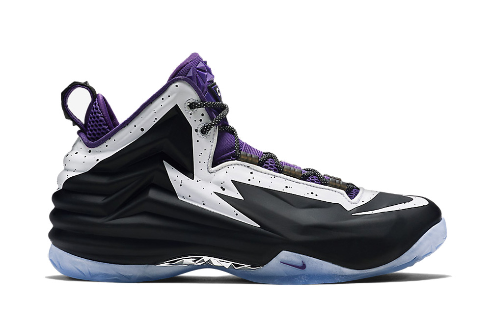 Nike Chuck Posite Black/Court Purple