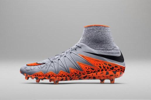 Nike Debuts the Hypervenom II