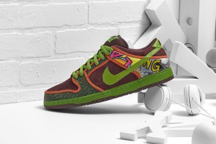 "Nike SB Dunk Low Premium ""De La Soul"""