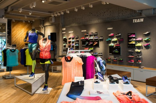 Nike Opens First European Women's Only Store