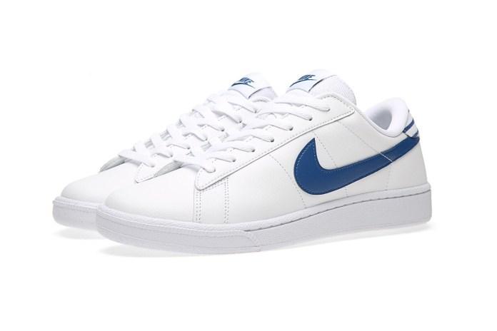 Nike Tennis Classic CS White/Gym Blue