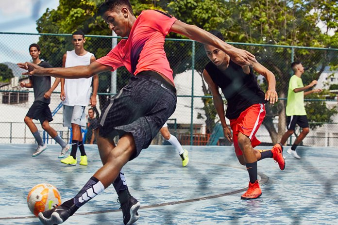 Nike's 'Inside Small Sided' Takes us Behind Rio de Janeiro's Street Soccer Culture