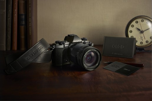 Olympus Offering Limited Edition Titanium OM-D E-M5 II