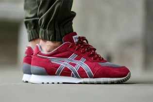 "Onitsuka Tiger Colorado Eighty-Five ""Burgundy"""