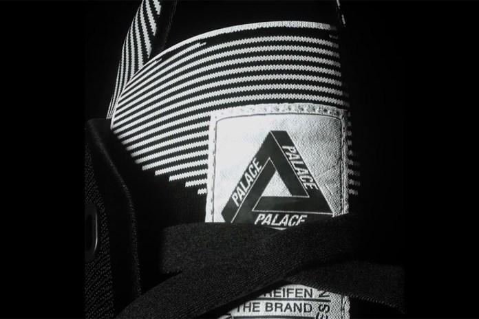Palace Skateboards x adidas Originals Pro Teaser