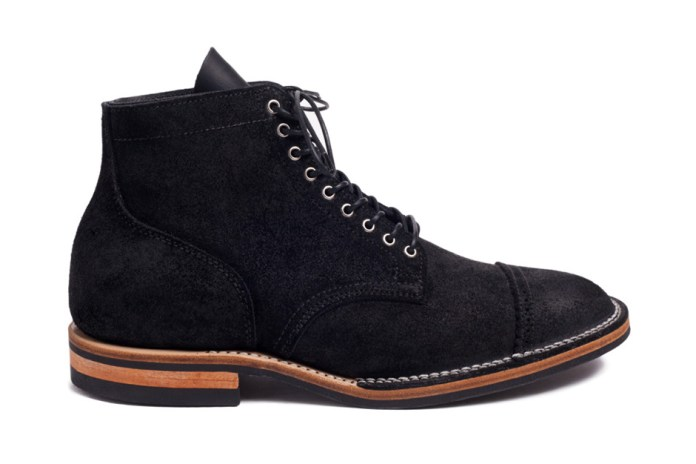 Palmer Trading Company x Viberg Spring 2015 Bad Seed Service Boot