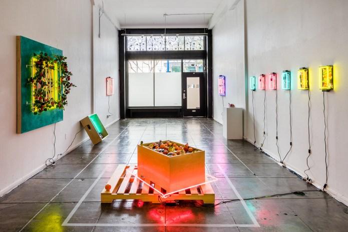 Patrick Martinez's 'Forbidden Fruit' Exhibition Recap