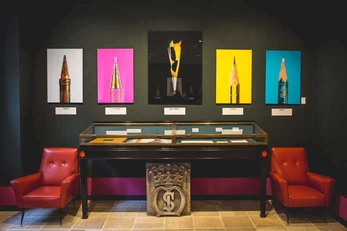 "Paul Smith, Tom Dixon and David Bailey Show Off Their Creative Tools in ""The Secret Life Of The Pencil"""