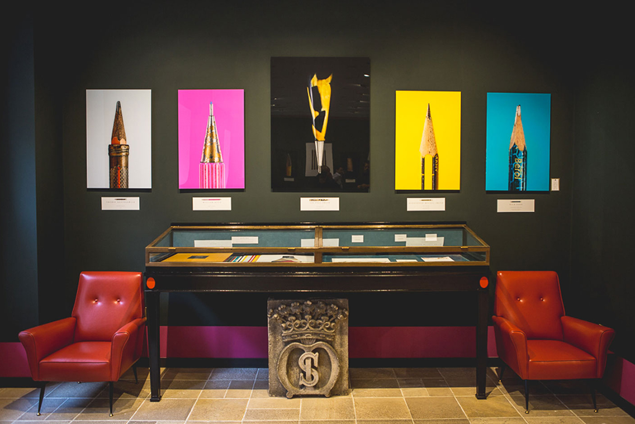 Paul smith tom dixon and david bailey show off their creative tools in