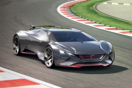 Peugeot Gran Turismo GT Concept