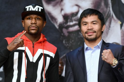 POLLS: Who Will Win Mayweather vs. Pacquiao?