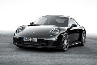 "Porsche Announces ""Black"" Editions of the 911 Carrera and Boxster"