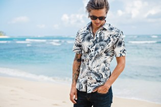 POW! WOW! x Roberta Oaks Aloha Shirt Collection