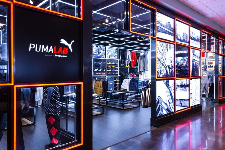 PUMA Opens New PUMA Lab Powered by Foot Locker in Philadelphia