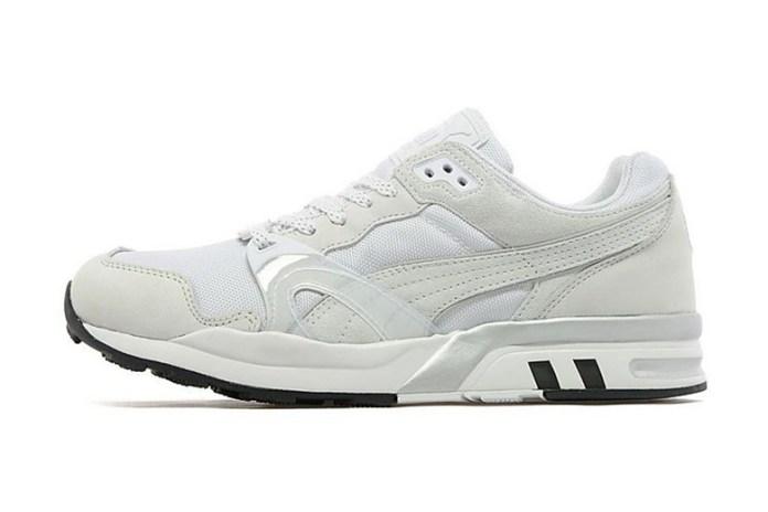 PUMA Trinomic XT1 Plus White/Silver JD Sports Exclusive