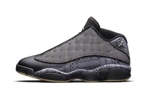 Quai 54 x Air Jordan 13 Retro Low