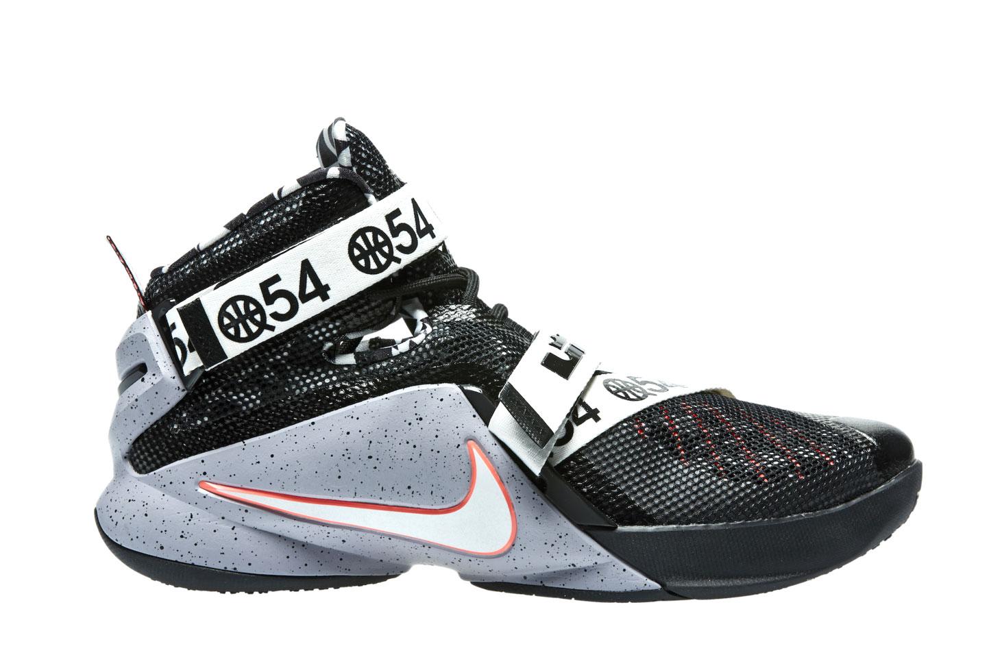Quai 54 x Nike LeBron Soldier 9