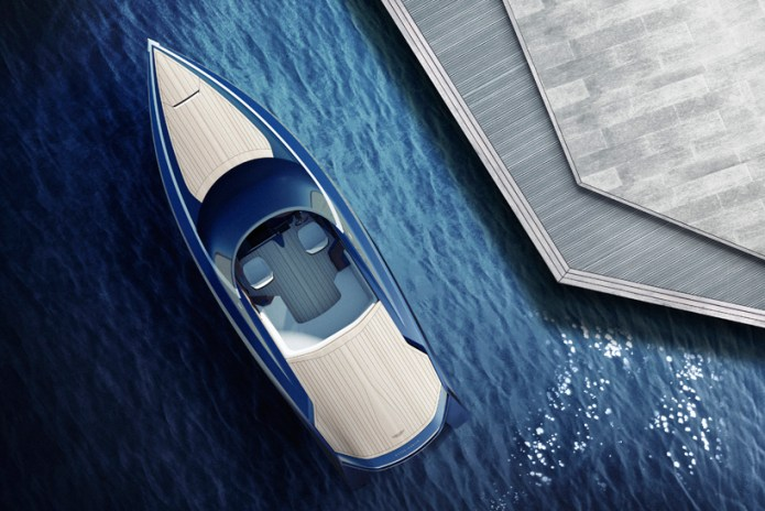 Quintessence Yachts Collaborates With Aston Martin for the AM37 Powerboat