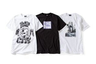 Rip City Skates x Stussy 2015 Spring/Summer Collection