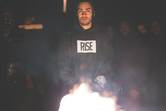 "RISE 2015 Spring/Summer ""POWER"" Collection"